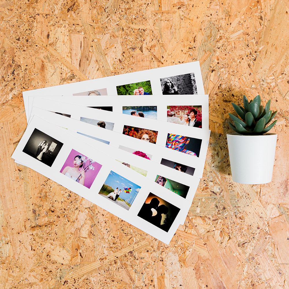 תמונות רטרו בקופסה